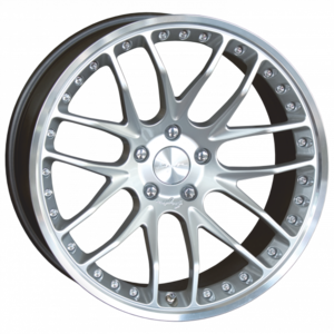 Breyton Race GTP | Hyper Silver