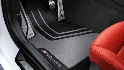 BMW M Performance mattenset F36