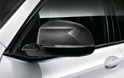 M Performance carbon spiegelkappen X3 G01, X4 G02, X5 G05
