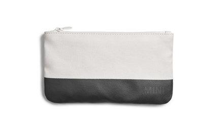 MINI Small Pouch White-Grey