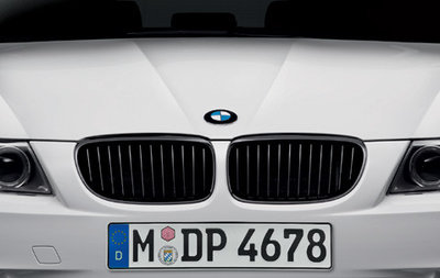 BMW Performance Grille zwart E92/E93