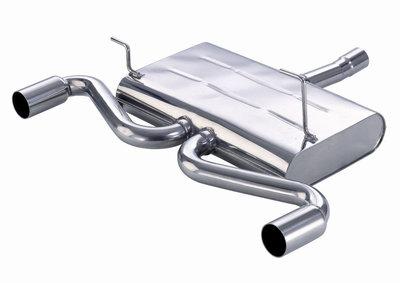 Eisenmann 2x70mm R52 Cabrio Mini One / Mini Cooper