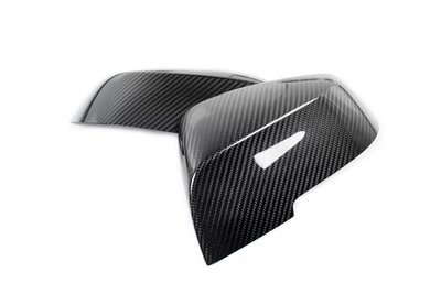 Carbon spiegelcovers F2x F3x