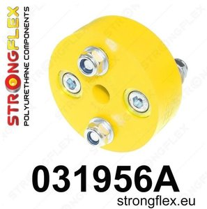 Strongflex stuurstang rubber E36 - Yellow