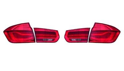 Achterlichten set LED (facelift upgrade) F30