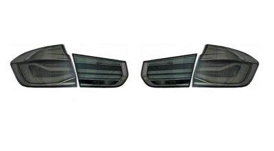 Achterlichten set LED smoke (facelift upgrade) F30