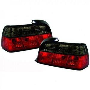 Achterlichten set smoke/red E36 Coupe Cabrio