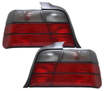 Achterlichten set smoke E36 Sedan