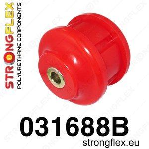 Strongflex draagarm rubber E60/E61, E63/E64, E65/E66 - Red