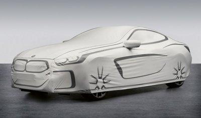 Car Cover Future - 8 Serie G15