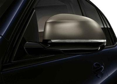 M Performance spiegelkappen 'Cerium Grey' - X5 G05