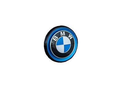 BMW i Logo achterzijde