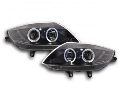 Angel Eyes koplampen helder/zwart Z4 - E85
