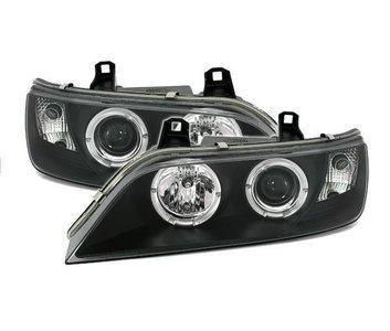 Angel Eyes koplampen helder/zwart Z3