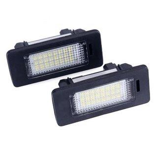 LED kentekenplaat verlichting E39, E60/E61, E9X, E82/E88
