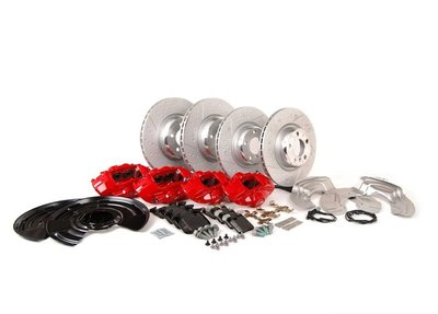 BMW Performance Big Brake Kit F20/F21 F22/F23 F30/F31 F32 | Rood