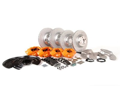 BMW Performance Big Brake Kit F20/F21 F22/F23 F30/F31 F32 | Oranje