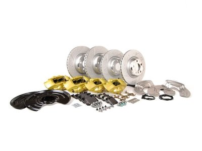 BMW Performance Big Brake Kit F30/F31/F34 F32/F33/F36 | Geel