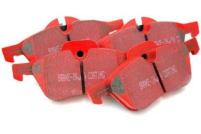 EBC Red Stuff remblokken achter - E81 E87 E88 E82