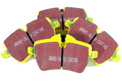 EBC Yellow Stuff remblokken voor - E90 E91 E92 E93