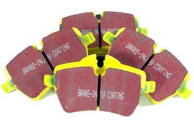 EBC Yellow Stuff remblokken voor - E39 (530i,530d,535i,540i,M5)