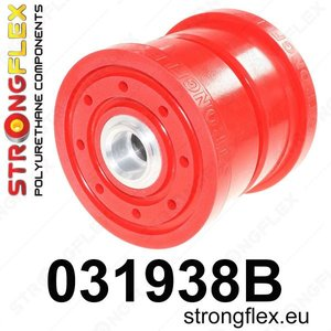 Strongflex subframe rubber X5 E53 - Red