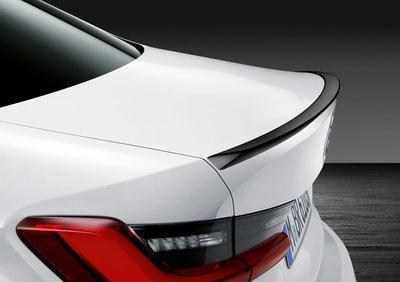 M Performance achterspoiler zwart - BMW G20