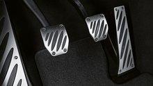 BMW Performance aluminium pedalen E46