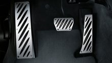 BMW Performance aluminium pedalen Aut. E9x