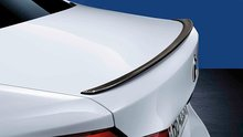 BMW M Performance carbon achterspoiler G30