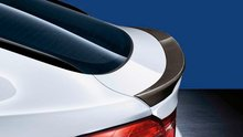 BMW M Performance carbon achterspoiler X6 F16